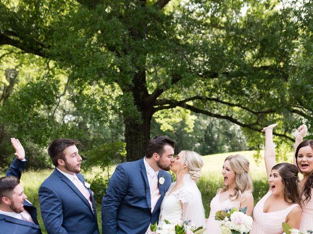 Mathew and Megan's Wedding in Conway, Arkansas 27