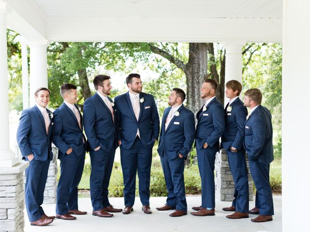 Mathew and Megan's Wedding in Conway, Arkansas 29
