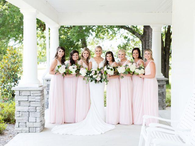 Mathew and Megan's Wedding in Conway, Arkansas 32