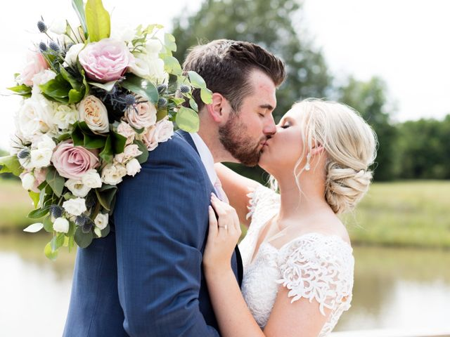 Mathew and Megan's Wedding in Conway, Arkansas 33