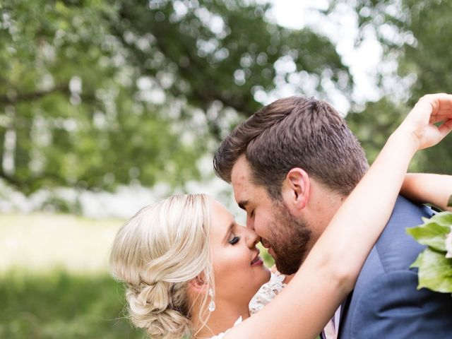 Mathew and Megan's Wedding in Conway, Arkansas 37