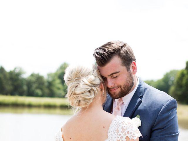 Mathew and Megan's Wedding in Conway, Arkansas 39