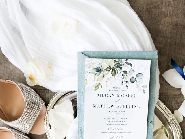 Mathew and Megan's Wedding in Conway, Arkansas 46