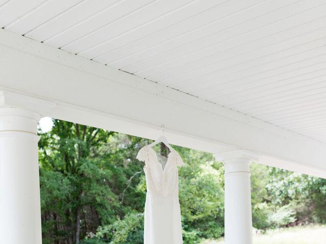 Mathew and Megan's Wedding in Conway, Arkansas 49