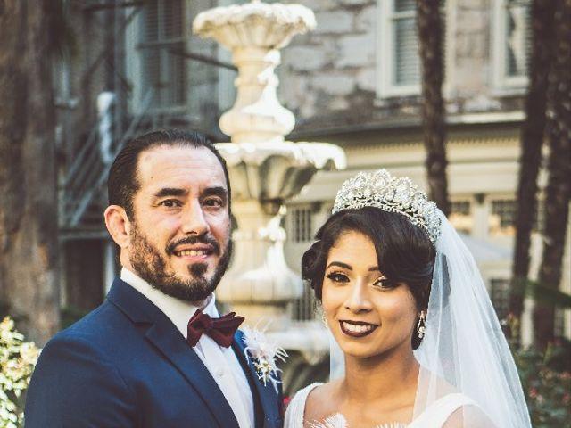 David  and Lene 's Wedding in San Antonio, Texas 3