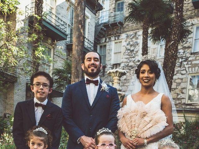 David  and Lene 's Wedding in San Antonio, Texas 4