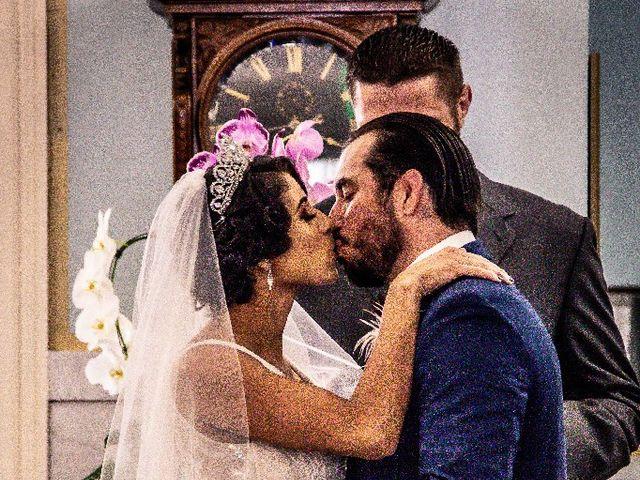 David  and Lene 's Wedding in San Antonio, Texas 6