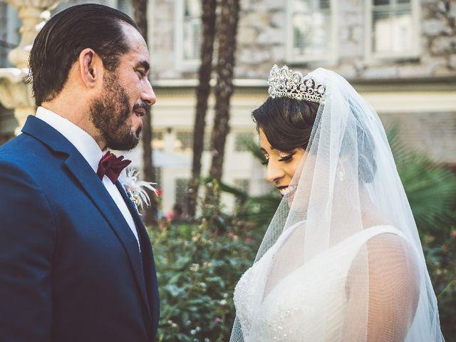 The wedding of Lene  and David