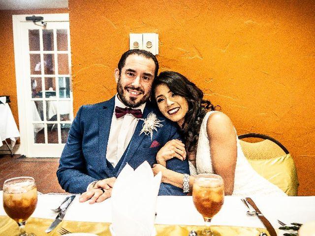 David  and Lene 's Wedding in San Antonio, Texas 12