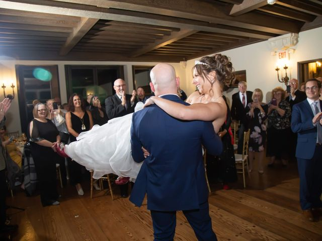 Gregory and Kristen's Wedding in Monroe, Connecticut 11