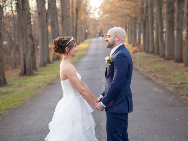 Gregory and Kristen's Wedding in Monroe, Connecticut 17