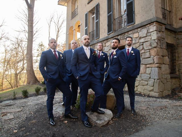 Gregory and Kristen's Wedding in Monroe, Connecticut 20