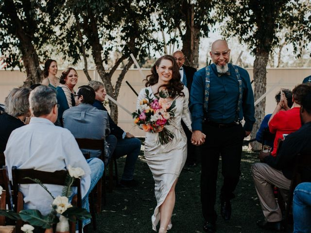 Eric and Christal's Wedding in Los Angeles, California 15