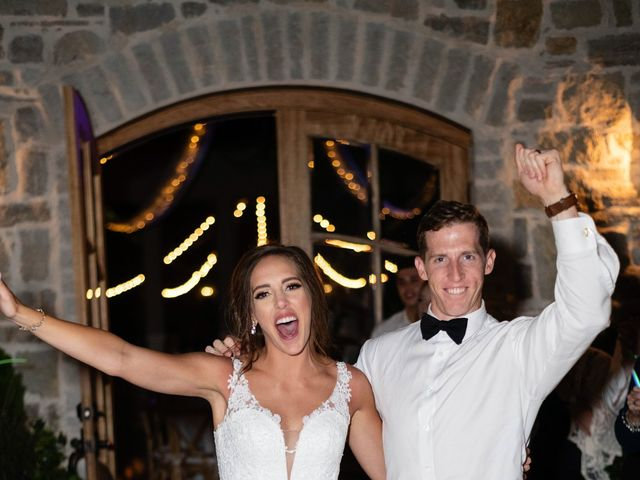 Aaron and Claire's Wedding in McKinney, Texas 3