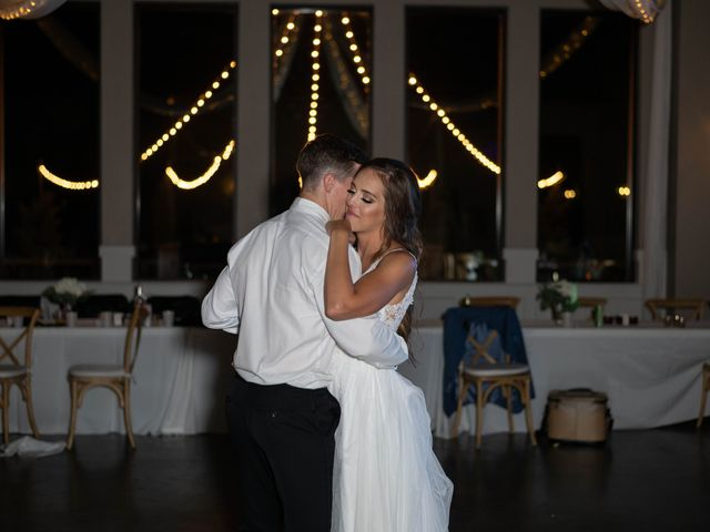 Aaron and Claire's Wedding in McKinney, Texas 4