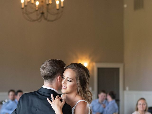 Aaron and Claire's Wedding in McKinney, Texas 7
