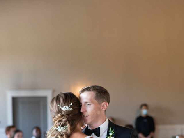 Aaron and Claire's Wedding in McKinney, Texas 8