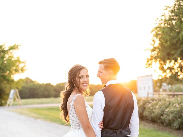 Aaron and Claire's Wedding in McKinney, Texas 1