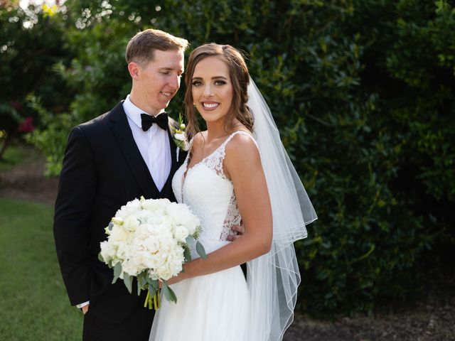 Aaron and Claire's Wedding in McKinney, Texas 12