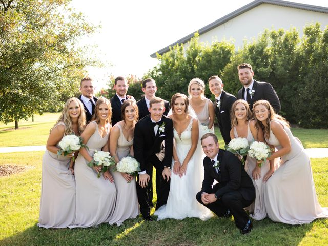 Aaron and Claire's Wedding in McKinney, Texas 13