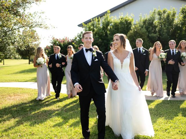 Aaron and Claire's Wedding in McKinney, Texas 14