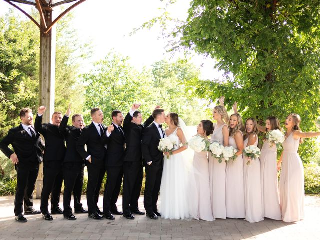 Aaron and Claire's Wedding in McKinney, Texas 15