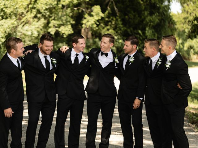 Aaron and Claire's Wedding in McKinney, Texas 18
