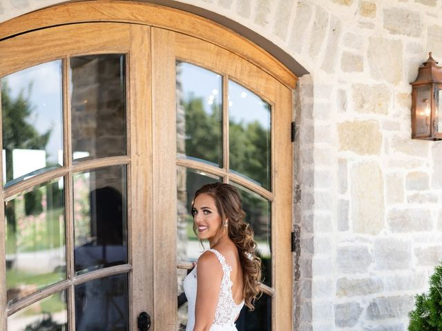 Aaron and Claire's Wedding in McKinney, Texas 21