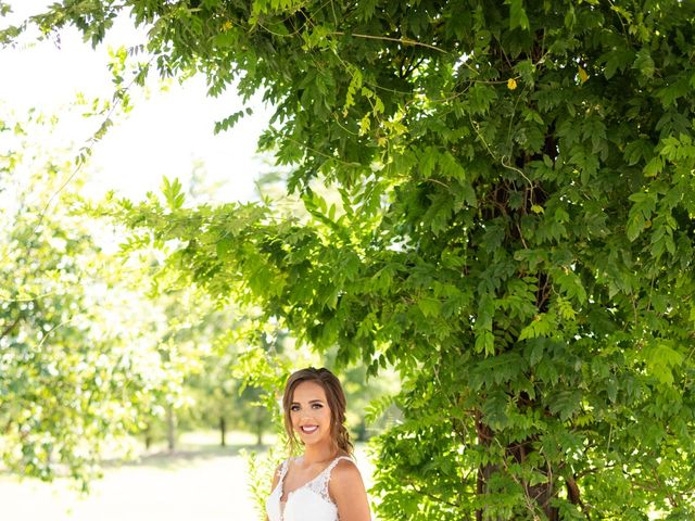 Aaron and Claire's Wedding in McKinney, Texas 22