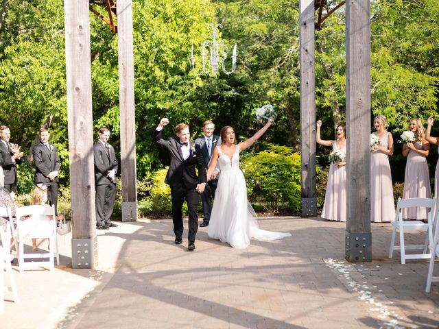 Aaron and Claire's Wedding in McKinney, Texas 24