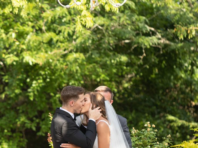 Aaron and Claire's Wedding in McKinney, Texas 25