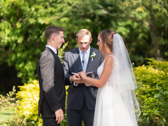 Aaron and Claire's Wedding in McKinney, Texas 26