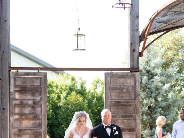 Aaron and Claire's Wedding in McKinney, Texas 27