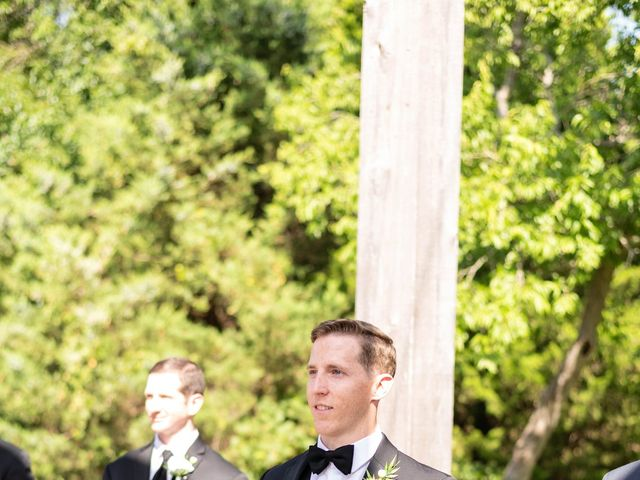 Aaron and Claire's Wedding in McKinney, Texas 28