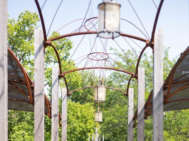 Aaron and Claire's Wedding in McKinney, Texas 29