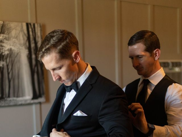 Aaron and Claire's Wedding in McKinney, Texas 30