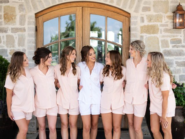 Aaron and Claire's Wedding in McKinney, Texas 36