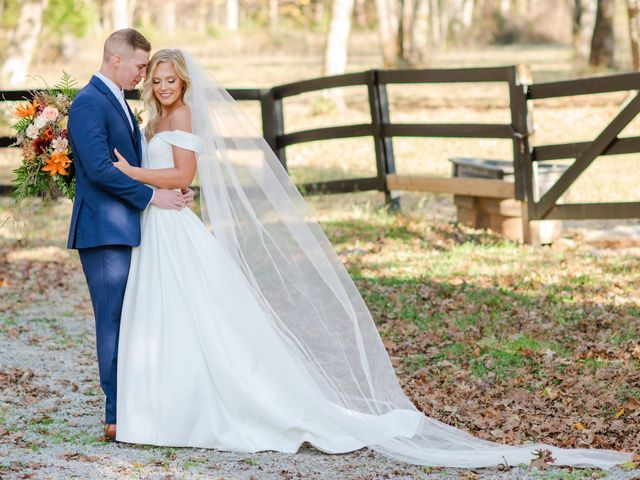 The wedding of Kelsi and Chevy