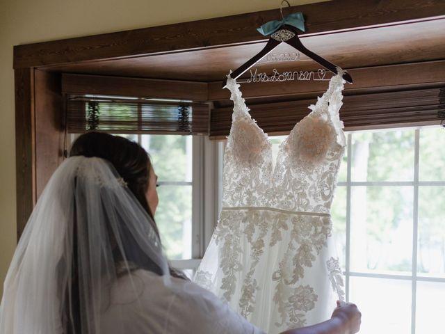 Jeff and Amanda's Wedding in Baileys Harbor, Wisconsin 14