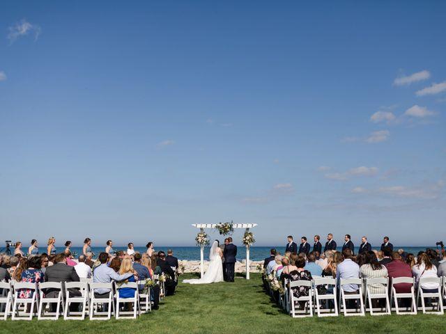 Jeff and Amanda's Wedding in Baileys Harbor, Wisconsin 42