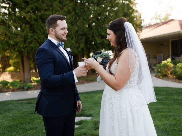 Jeff and Amanda's Wedding in Baileys Harbor, Wisconsin 46