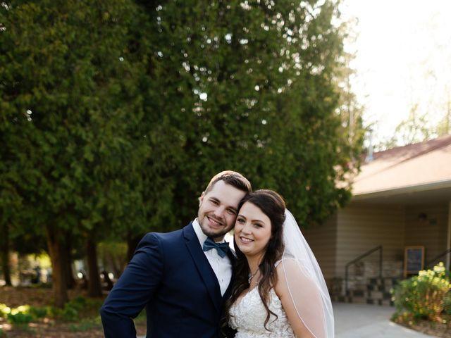 Jeff and Amanda's Wedding in Baileys Harbor, Wisconsin 47