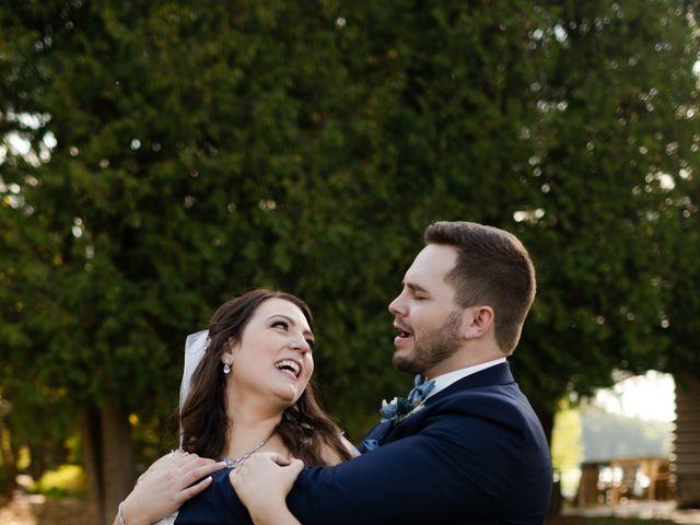 Jeff and Amanda's Wedding in Baileys Harbor, Wisconsin 49
