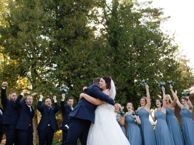 Jeff and Amanda's Wedding in Baileys Harbor, Wisconsin 52