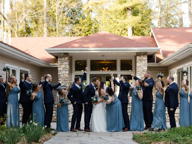 Jeff and Amanda's Wedding in Baileys Harbor, Wisconsin 57