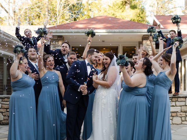 Jeff and Amanda's Wedding in Baileys Harbor, Wisconsin 1