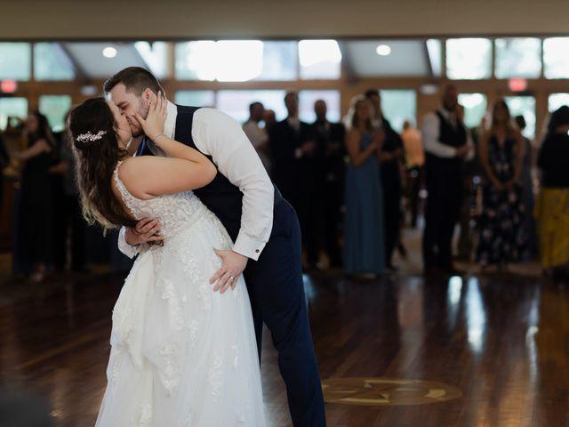 Jeff and Amanda's Wedding in Baileys Harbor, Wisconsin 64