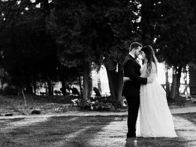 Jeff and Amanda's Wedding in Baileys Harbor, Wisconsin 65