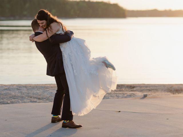 Jeff and Amanda's Wedding in Baileys Harbor, Wisconsin 66