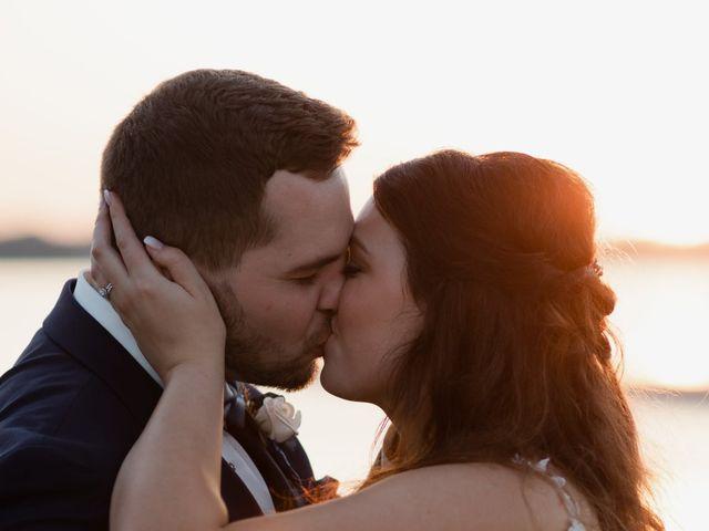 Jeff and Amanda's Wedding in Baileys Harbor, Wisconsin 69